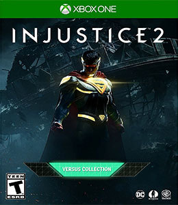 Injustice 2: The Versus Collection para Xbox One