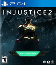 Injustice 2: The Versus Collection para PS4