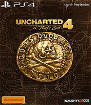 Uncharted 4: A Thief's End - Special Edition para PS4