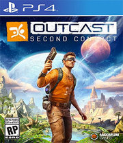 Outcast: Second Contact para PS4