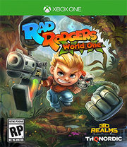 Rad Rogers: World One para Xbox One