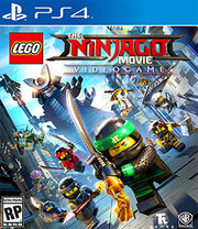 The LEGO NINJAGO Movie Video Game para PS4