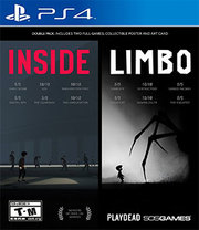 Inside Limbo Double Pack para PS4