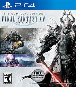 Final Fantasy XIV Online Complete Edition para PS4