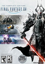 Final Fantasy XIV Online Complete Edition para PC