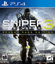 Sniper: Ghost Warrior 3 - Season Pass Edition para PS4
