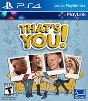 That's You! para PS4