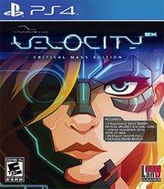 Velocity 2X: Critical Mass Edition para PS4