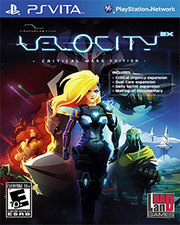 Velocity 2X: Critical Mass Edition para PS Vita