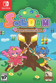 Soldam: Drop, Connect, Erase para Nintendo Switch