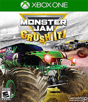 Monster Jam: Crush It! para Xbox One