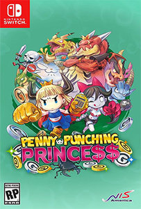 Penny-Punching Princess para Nintendo Switch