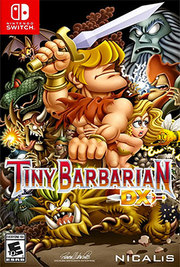 Tiny Barbarian DX para Nintendo Switch