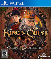 King's Quest: The Complete Collection para PS4