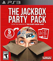 The Jackbox Party Pack para PS3