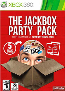 The Jackbox Party Pack para XBOX 360