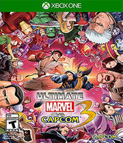 Ultimate Marvel vs. Capcom 3 para Xbox One