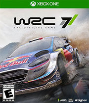 WRC 7 FIA World Rally Championship para Xbox One