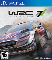 WRC 7 FIA World Rally Championship para PS4