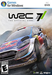 WRC 7 FIA World Rally Championship para PC