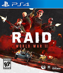Raid: World War II para PS4