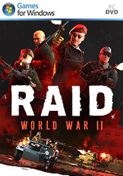 Raid: World War II para PC