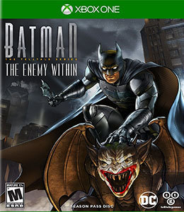 Batman: The Enemy Within - The Telltale Series para Xbox One