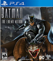 Batman: The Enemy Within - The Telltale Series para PS4