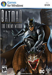 Batman: The Enemy Within - The Telltale Series para PC