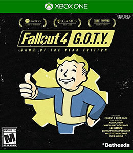 Fallout 4 Game of the Year Edition para Xbox One