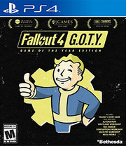 Fallout 4 Game of the Year Edition para PS4
