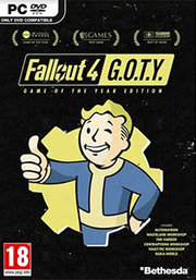 Fallout 4 Game of the Year Edition para PC