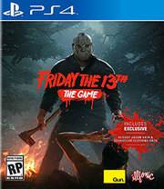 Friday the 13th: The Game para PS4