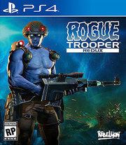 Rogue Trooper Redux para PS4