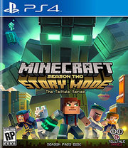 Minecraft: Story Mode - Season Two: The Telltale Series para PS4