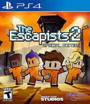 The Escapists 2 para PS4