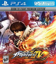 The King of Fighters XIV - Burn to Fight Premium Edition para PS4