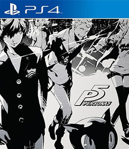Persona 5 Steelbook Edition para PS4