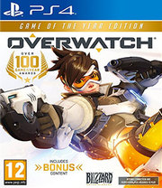Overwatch Game of the Year Edition para PS4