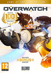Overwatch Game of the Year Edition para PC