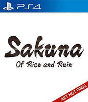 Sakuna: Of Rice and Ruin para PS4