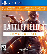 Battlefield 1 Revolution Edition para PS4