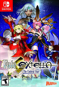 Fate/Extella: The Umbral Star para Nintendo Switch