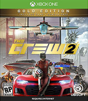 The Crew 2 Gold Edition para Xbox One