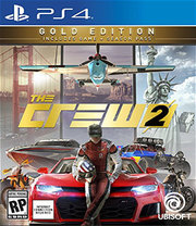 The Crew 2 Gold Edition para PS4