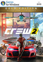 The Crew 2 Gold Edition para PC
