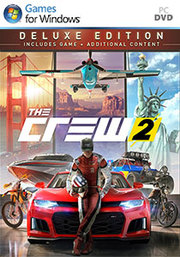 The Crew 2 Deluxe Edition para PC