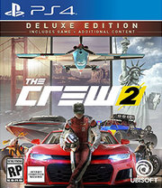 The Crew 2 Deluxe Edition para PS4