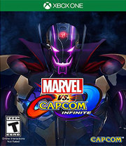 Marvel vs. Capcom: Infinite Deluxe Edition para Xbox One