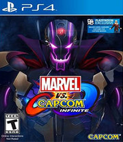 Marvel vs. Capcom: Infinite Deluxe Edition para PS4